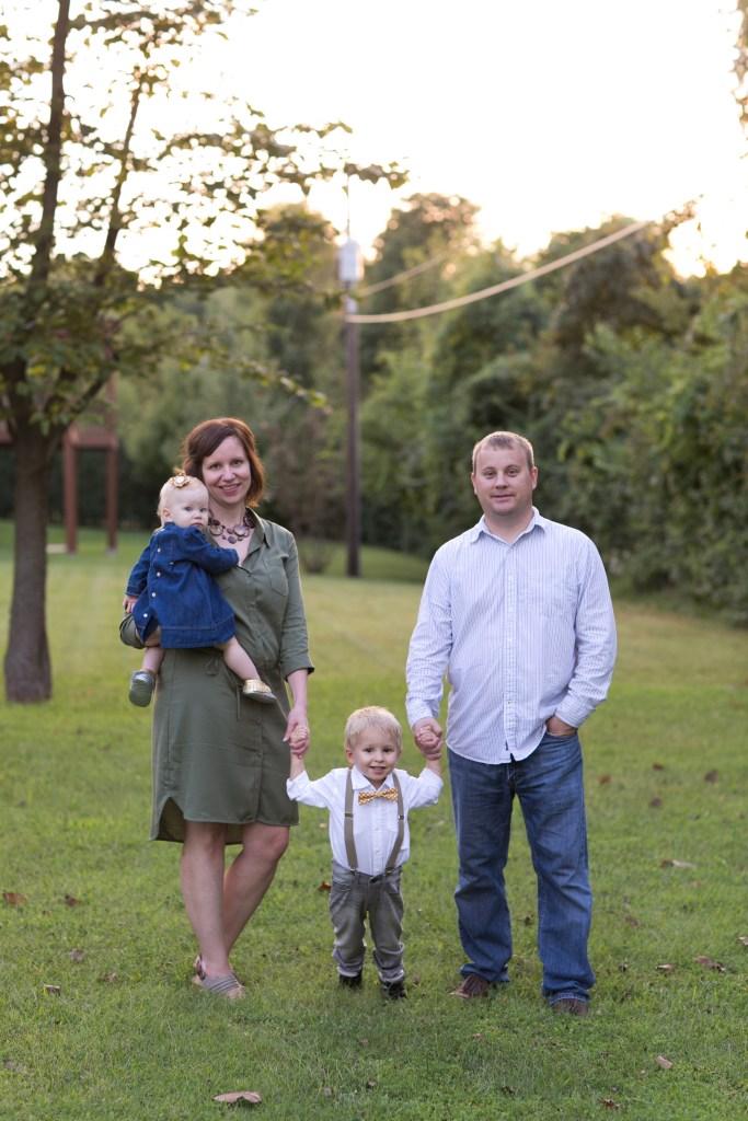 Kolb Family - Jackelynn Noel Photography - St. Louis