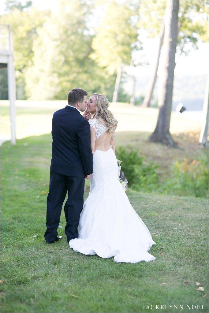 Ali and Josh Connecticut wedding by Jackelynn Noel Photography