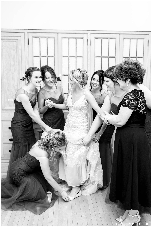 UMSL Wedding, St. Louis Wedding Photographer, Jackelynn Noel Photography