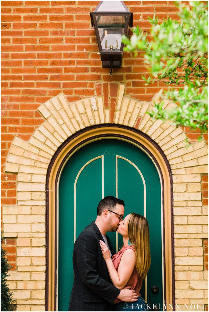 Allison & Steven - St. Louis Botanical Gardens Engagement Photography - Jackelynn Noel Photography
