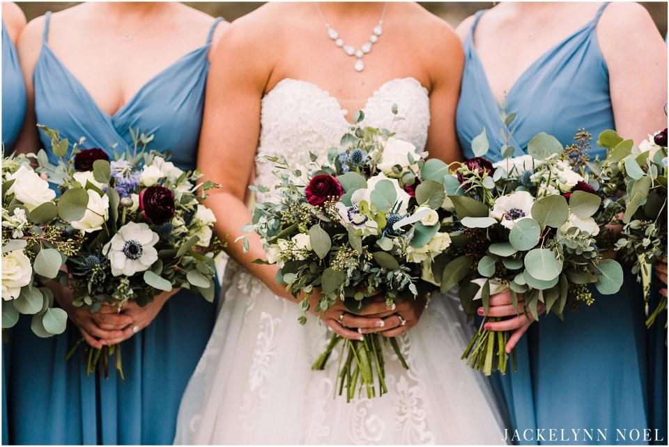 Maggie & Sheldon's Wedding at Main Street Abbey by Jackelynn Noel Photography