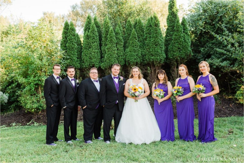 Ceremony and Reception at Grant's Lodge
