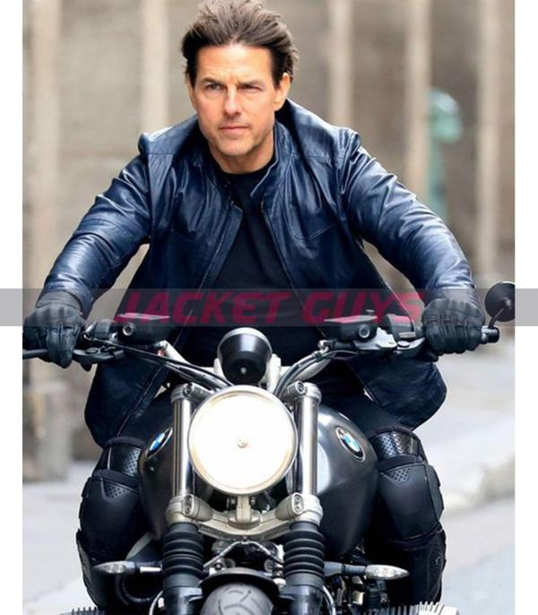 buy now mission impossible tom cruise leather jacket