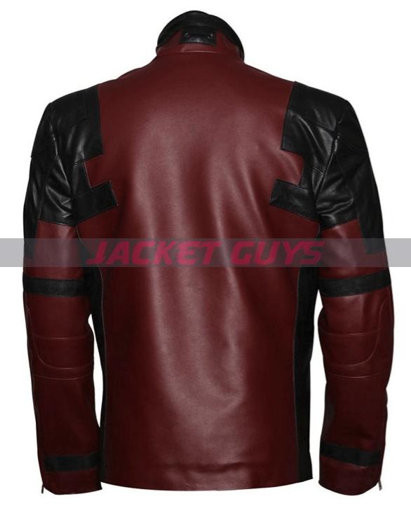 for sale deadpool leather jacket