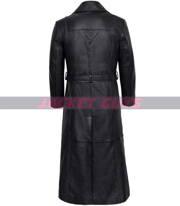 on sale wesley snipes blade leather coat