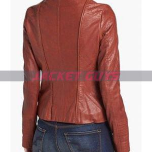 for sale fifty shades of grey leather jacket