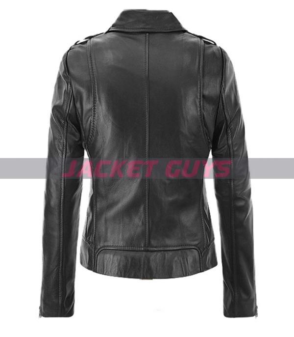 purchase now wanderlust leather jacket by jennifer anniston