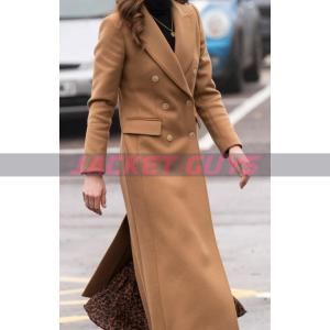 for sale long wool coat wore by kate middleton