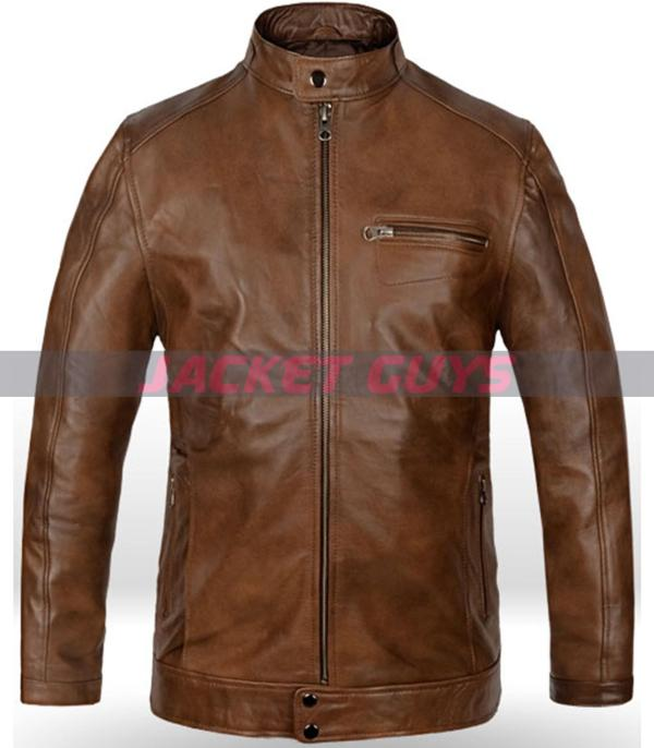 on sale scott eastwood leather jacket from overdrive