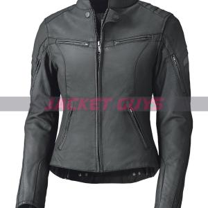 buy now women biker jacket in green