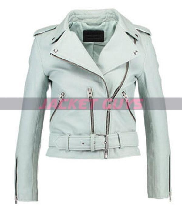 on sale allison hargreeves leather jacket