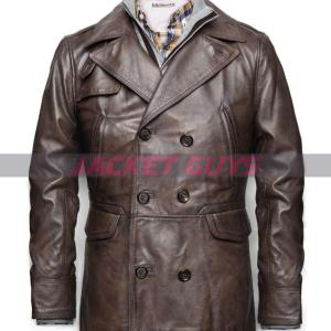 for sale ben affleck vintage brown waxed real leather