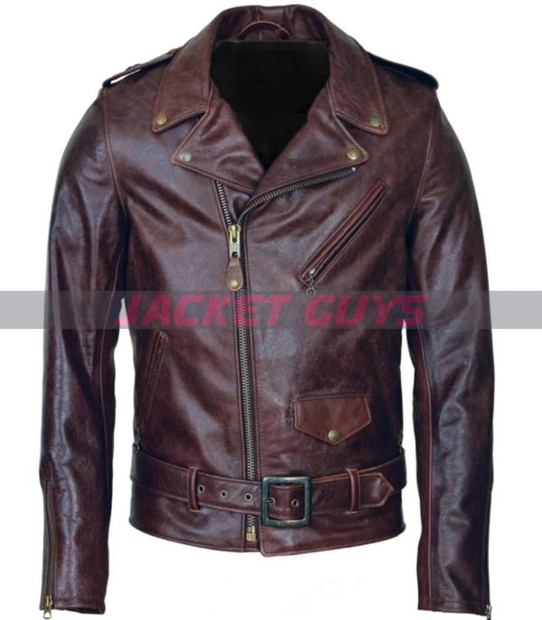 buy now mens motorcycle leather jacket