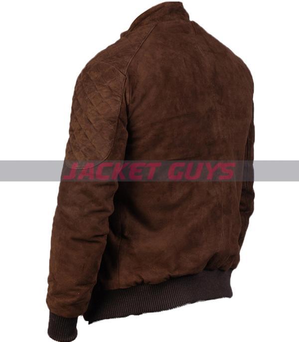 buy now mens dark brown suede leather buy now