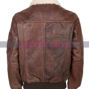 mens sherpa leather jacket buy now