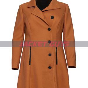 get now women woollen coat