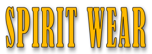 Spirit Wear orders due Wednesday November 15th