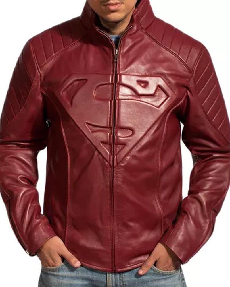 Superman Jackets For Men