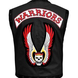Black Warriors Vest