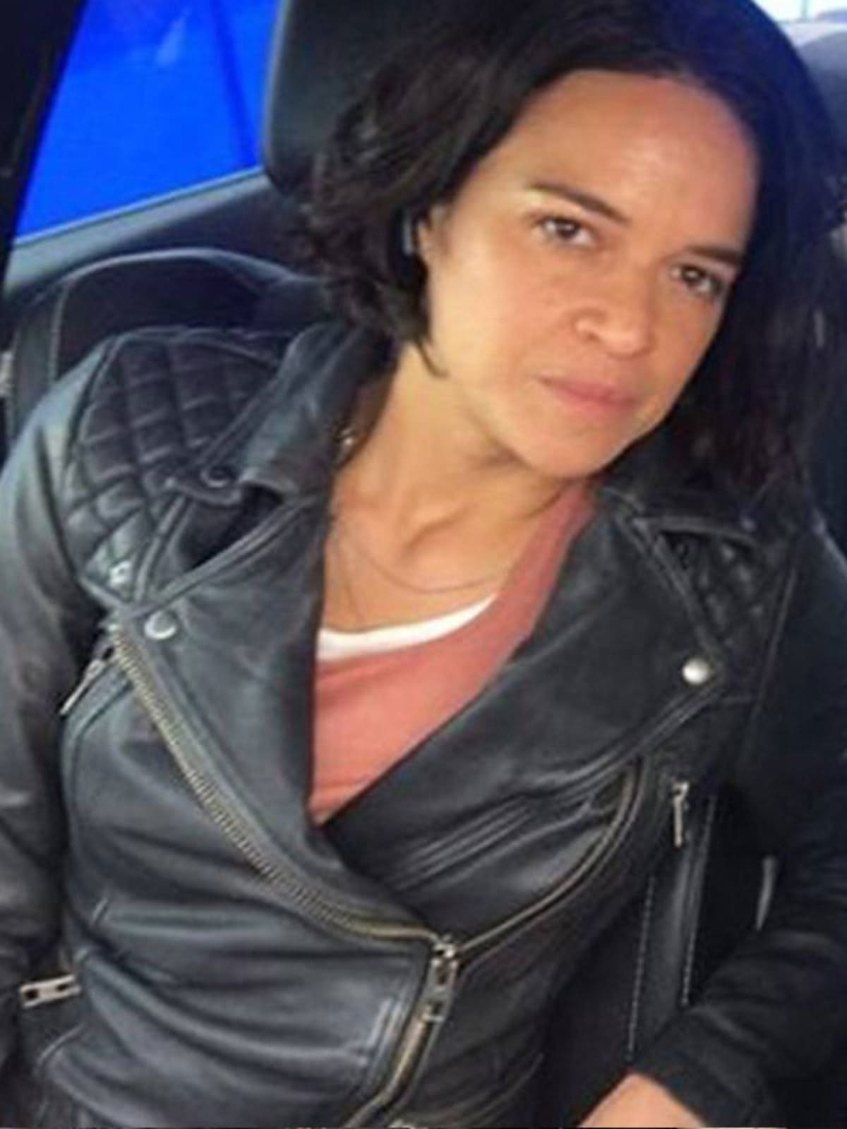 Letty Fast And Furious : letty, furious, Letty, Ortiz, Furious, Jacket, Biker, Black
