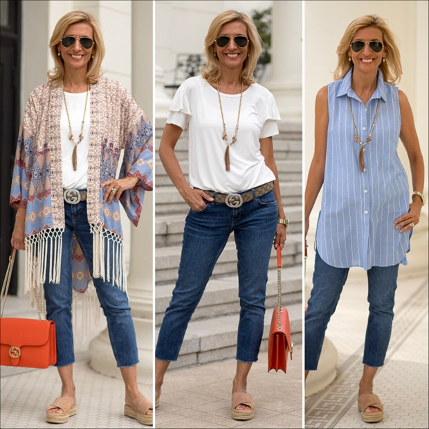 Easy Outfit Ideas For Summer Vacations Or Weekends Jacket Society