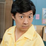 "Ken Jeong as ""Senor Chang"" on NBC's Community"