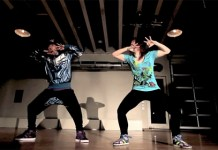 "Di ""Moon"" Zhang Dance - If I Was You Remix by Far East Movement featuring Snoop Dogg"