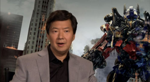 Ken Jeong Interview for Transformers 3: Dark Of The Mo