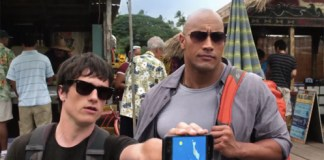 Journey 2 The Mysterious Island starring Josh Hutcherson, Dwayne Johnson, Michael Caine, and Vanessa Hudgens
