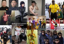 Jackfroot Halloween Asian Costume Ideas