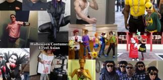 Jackfroot Halloween Asian Costume Ideas