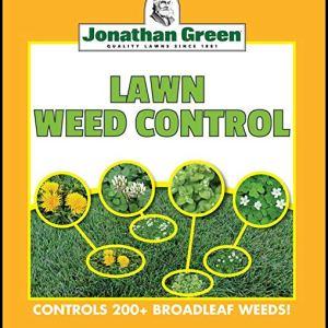 lawn weed control jonathan green