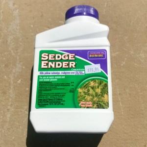 Sedge Ender - herbicide