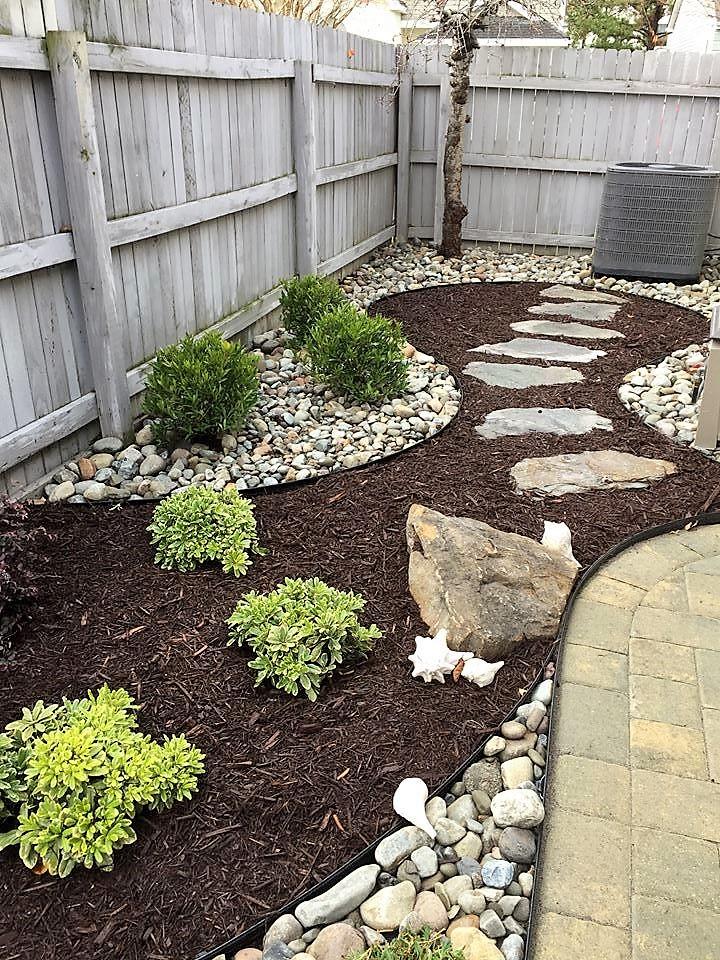 garden bed landscaping