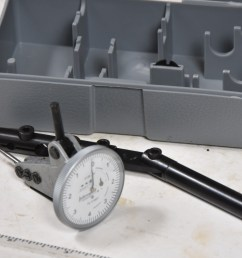 sold starrett 196 back plunger indicator with complete kit nice condition 97 00 shipped [ 1000 x 795 Pixel ]