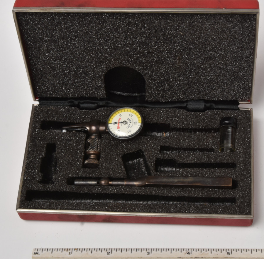 medium resolution of sold 12 300mm mitutoyo dial calipers 505 645 50 nice working condition 85 00 shipped