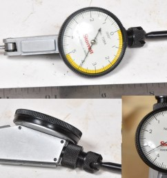 sold starrett 708a 0001 test indicator includes removable mounting stud very nice condition 145 00 over 300 new  [ 1200 x 843 Pixel ]