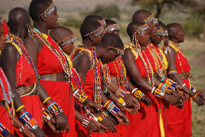 The Maasai recognize both polygamy and polyandry