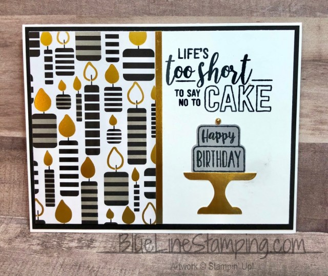 Stampin' Up!, Piece of Cake, Amazing Life, Broadway , Jackie Beers