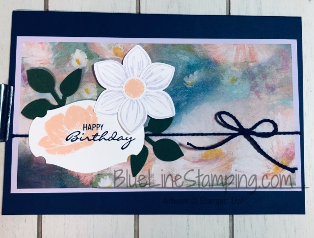 Stampin' Up!, Floral Essence, Botanical Bliss, Perennial Punch, Perennial Essence, Jackie Beers