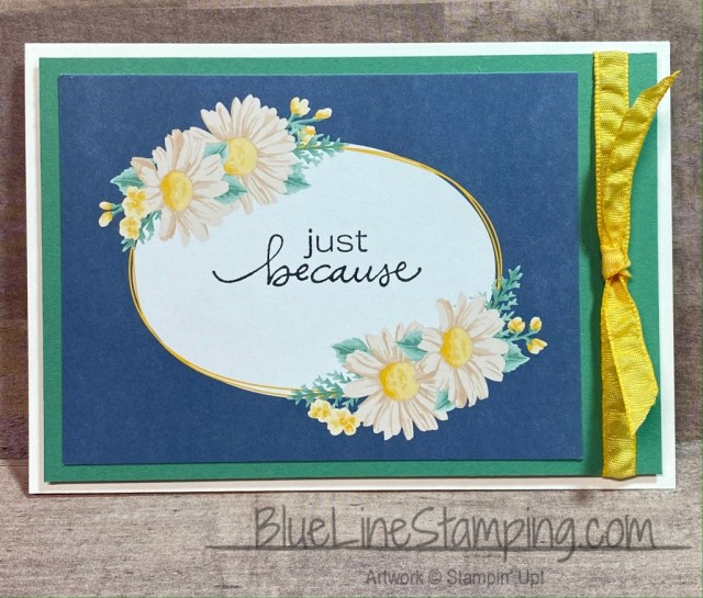 Stampin' Up!, Lovely You, Flowers For Every Season Memories & More Card Pack, Just Jade, Jackie Beers