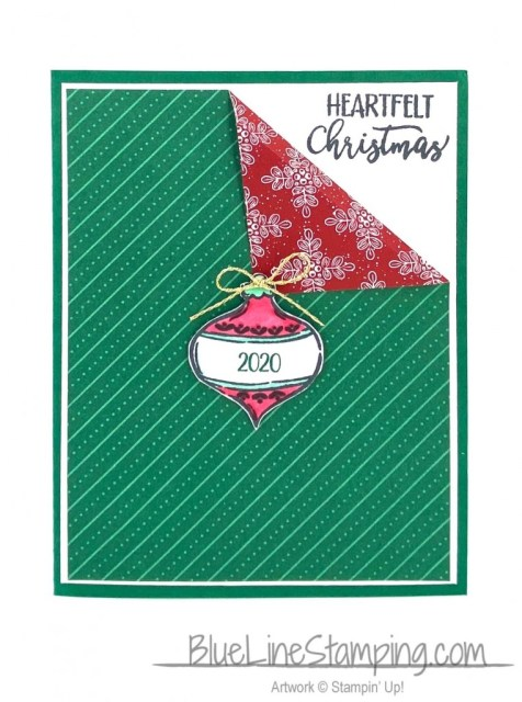 Stampin' Up!, Tag Buffett, Tis The Season, Jackie Beers