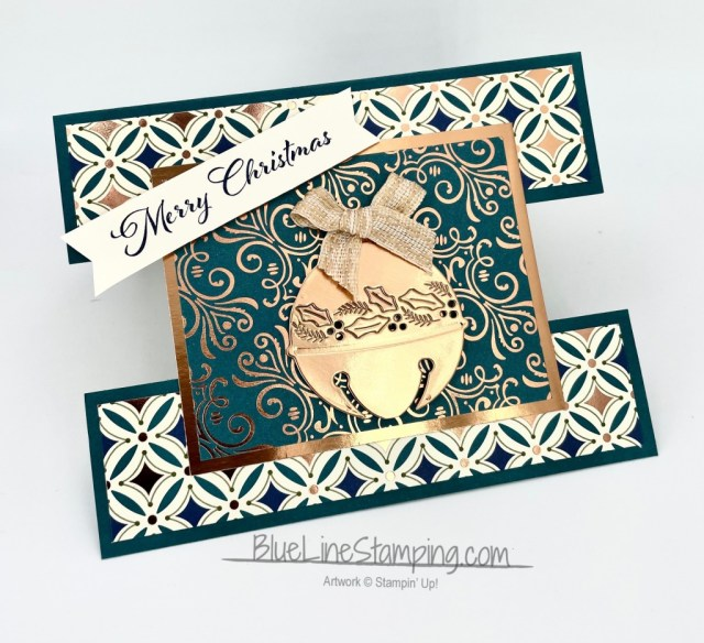 Stampin' Up!, Cherish The Season, Brightly Gleaming, Christmas Gleaming, Banner Pick a Punch, Jackie Beers