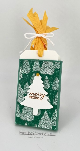 Stampin' Up!, Pine Tree Punch, North Pole Wonder, Festive Post, Merry Moose, All The Trimmings, Bumblee, Jackie Beers