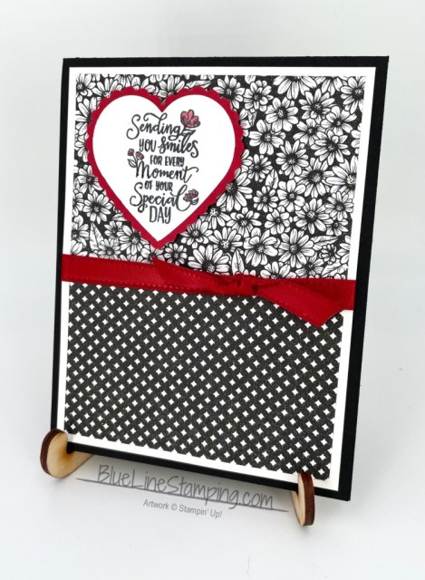 stampin' Up!, Punch Party, Heart Punch, true love, Jackie Beers