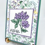 stampin up, hand-penned petals, jackie beers