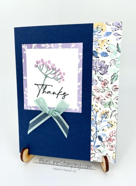Stampin' Up!, hand penned, Jackie Beers