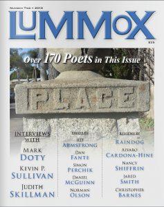 Lummox 2 Anthology, 2013