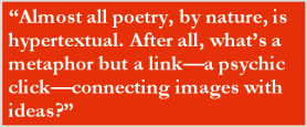 All Poetry is Hypertextual