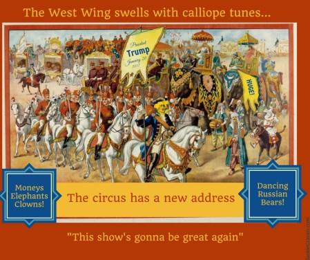 Mock Circus Ad